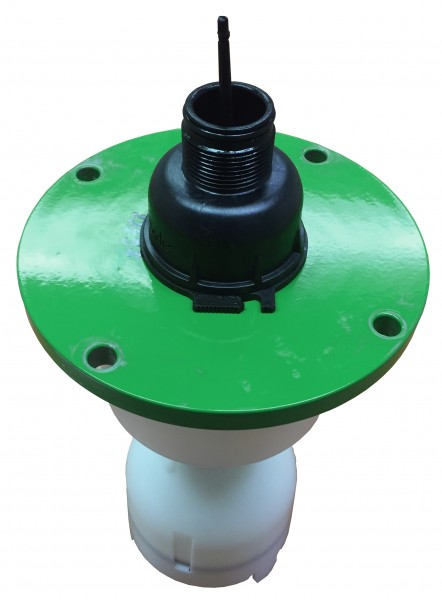 FUNCTION UNIT + EPOXY-FLANGE, GREEN